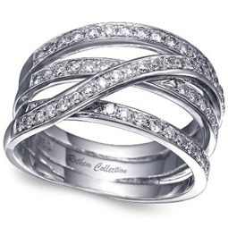 Picture of Designer Triple Piece Ring