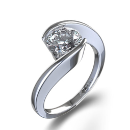 Picture of Pure Diamond Engagement Ring