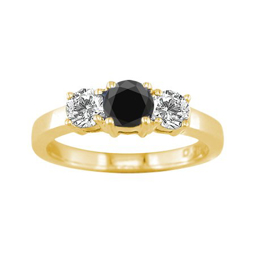 Picture of Gamstone Black Ring