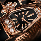 Picture of Woman's Luxury Bvlgari Watch - Variant 1