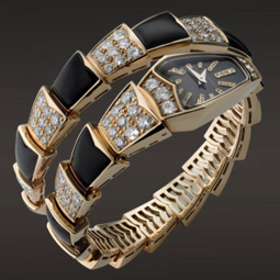 Picture of Woman's Snake-formed  Bvlgari Watch
