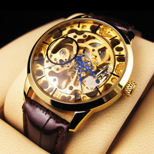 Picture of Men's Gold Style Watch