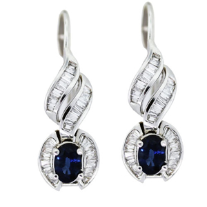 Picture of Prestige Diamond Earring