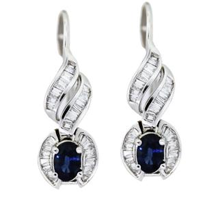 Picture of Prestige Diamond Earring