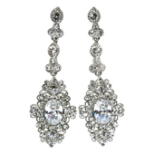 Picture of Classic Diamond Earring - Variant 1