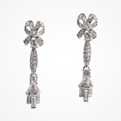 Picture of Classic Diamond Earring - Variant 2