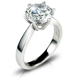 Picture of Designer Diamond Engagement Ring