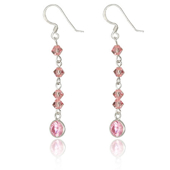 Picture of Stylish Crystal Earring - Mlti-variant Stylish Crystal Earring - Variant 2