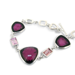 Picture of Stylish Gemstone Necklace