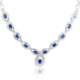 Picture of Designer Gemstone Necklace
