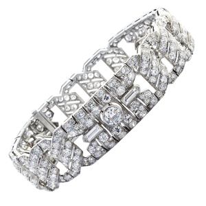 Picture of Classic Diamond Bracelet - Grouped