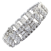 Picture of Classic Diamond Bracelet - Variant 1
