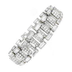 Picture of White Gold Diamond Bracelet