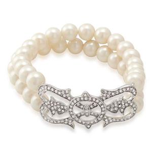Picture of Designer Pearl Bracelet