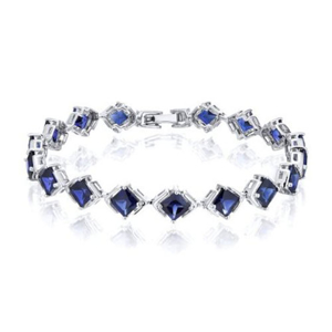 Picture of Classic Gemstone Bracelet