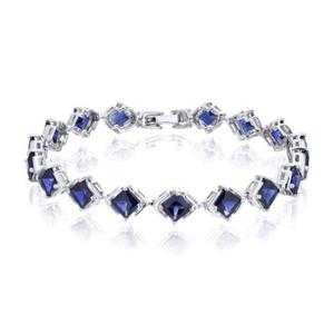 Picture of Classic Gemstone Bracelet