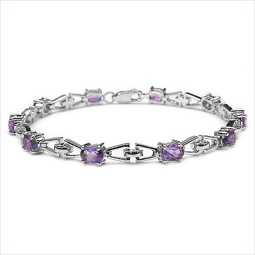 Picture of New-style Gemstone Bracelet