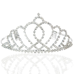 Picture of Crown Wedding Tiara