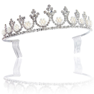 Picture of Boutique Wedding Tiara