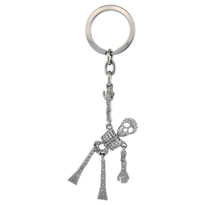Picture of Skeleton Key Ring